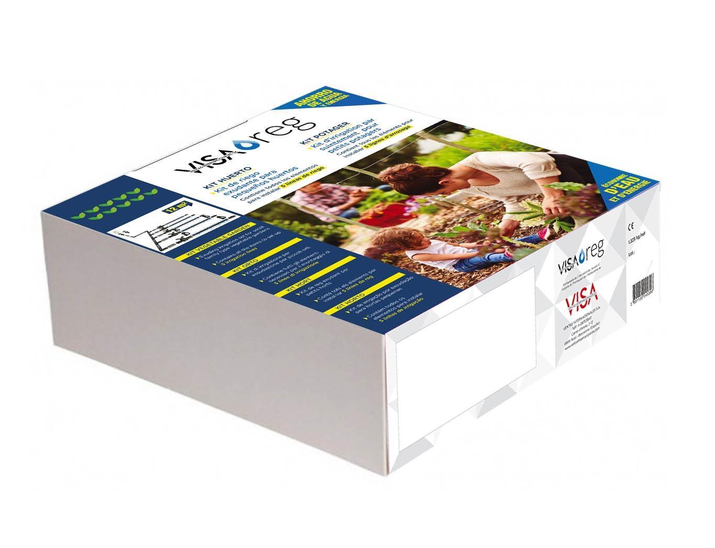 caja kit visareg
