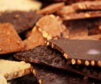 envasado del chocolate